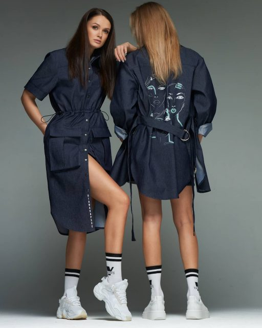 #dianavapsve #dress #denim #jeans #shirts